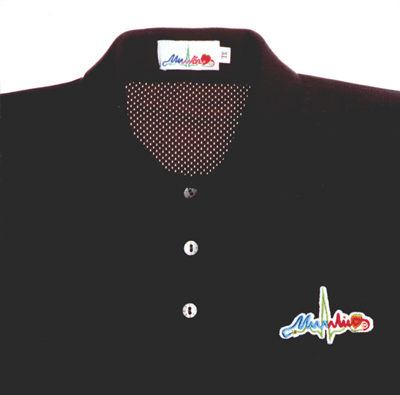 CLOtherapy'98 Black Polo-shirt...